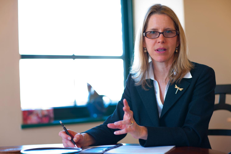 Lawyer Sarah Corley J.D.